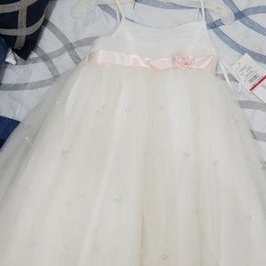 Girls wedding dress
